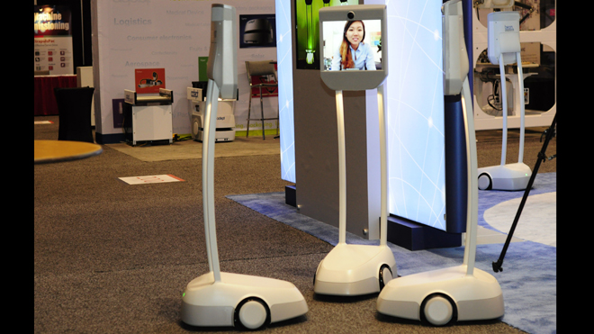 Telepresencia con Robots
