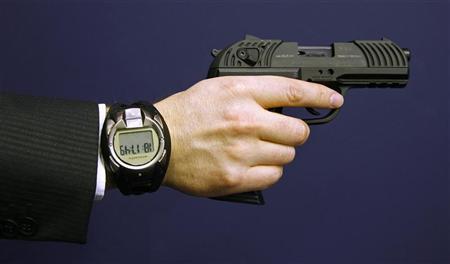 Pistolas inteligentes