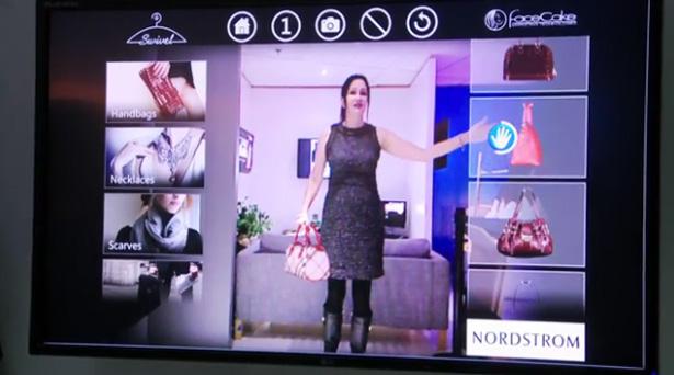 Probador de ropa virtual