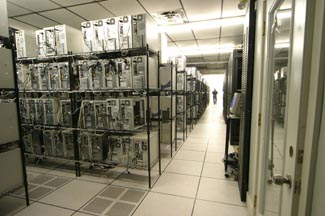 centro de datos data center hardware
