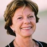 Neelie Kroes, de la Comisión Europea a Salesforce