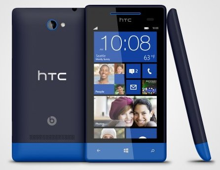 Las esperanzas de HTC están en Windows Phone