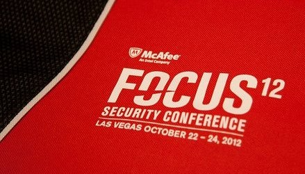 McAfee Focus Security Conference mochila1
