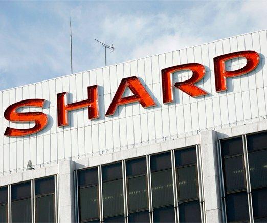 La japonesa Sharp