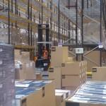 Centro retail Amazon en Madrid