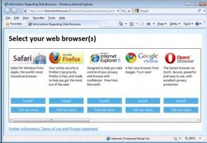 Firefox Service Pack