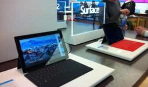 Surface tienda
