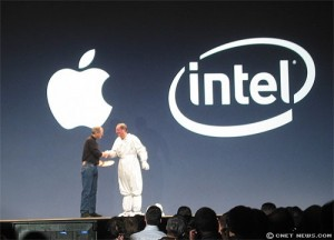 mac intel apple