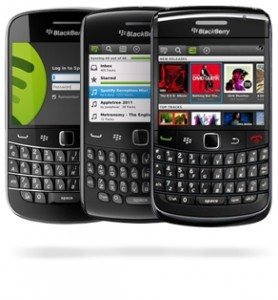 BlackBerry disputa Nokia