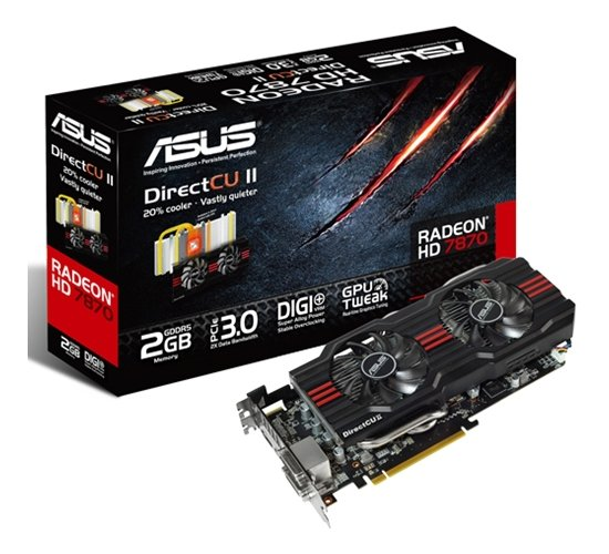 Asus Radeon 7870