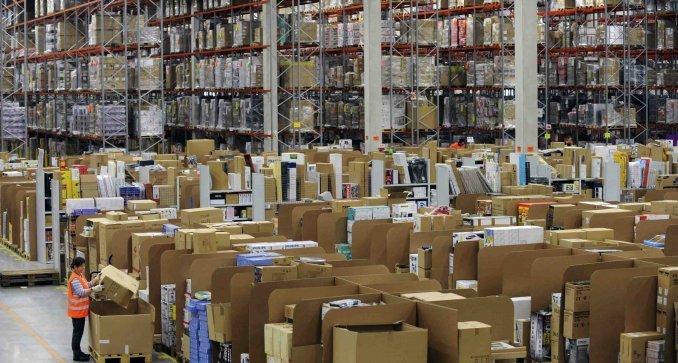 Amazon Logistica