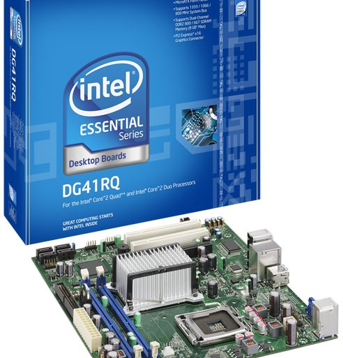 intel placas base