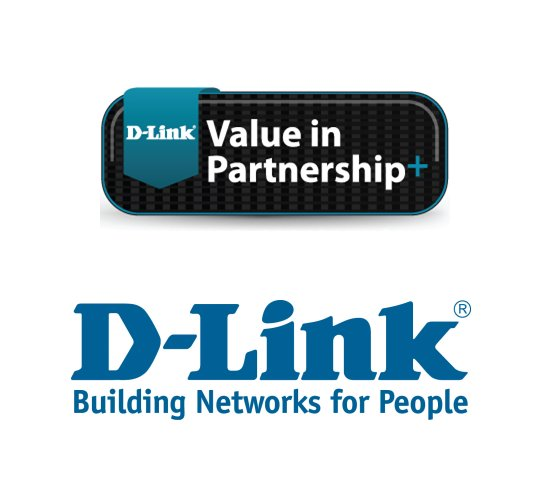DLink Value in partnership