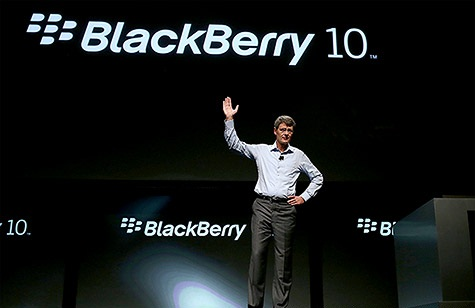 blackberry-10 RIM