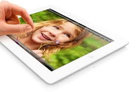 ipad retina apple