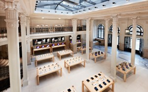 Apple Store París