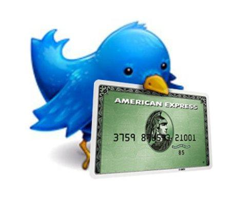 American express Twitter