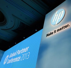 HP Global Partner Conference 2013