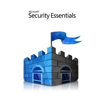 Microsoft Securitty Essentials logo