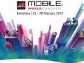 Mobile World Congress MWC 2013