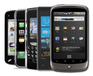 smartphones-teléfonos inteligente