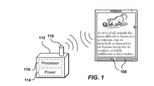 Kindle amazon patente