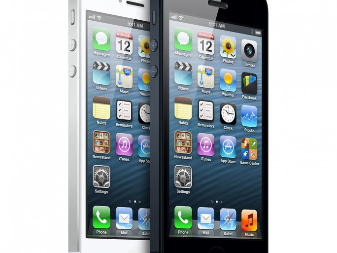 iphone5 APPLE