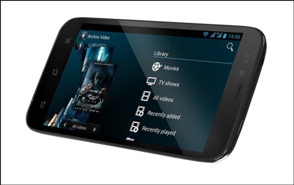 Archos 50 Platinum Smartphone pq