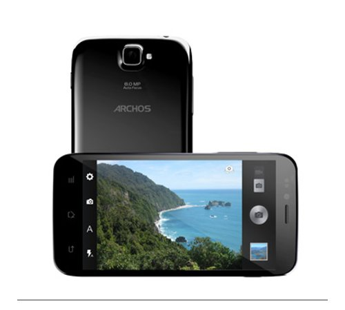 Archos 50 Platinum Smartphone