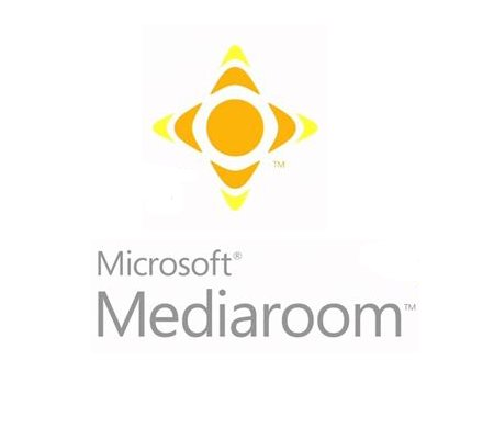 Microsoft Mediaroom Logo