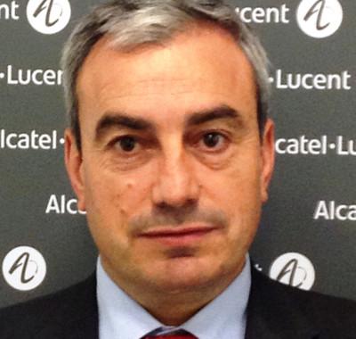 Miguel Arnaiz, Alcatel lucent