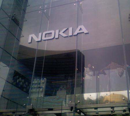 Nokia store Shangai