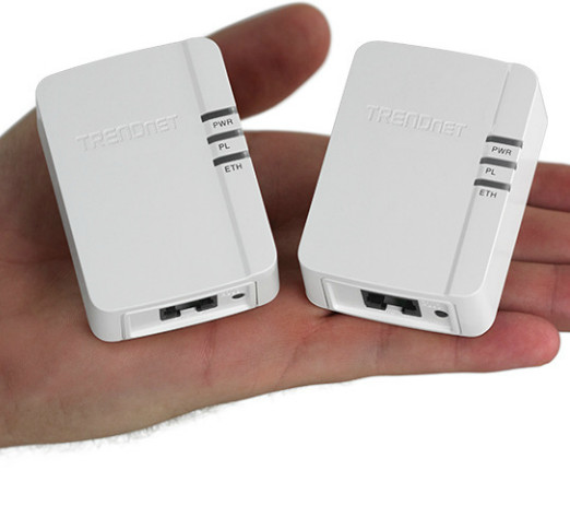 TRENDnet Powerline 200 AV Nano Adapter Kit