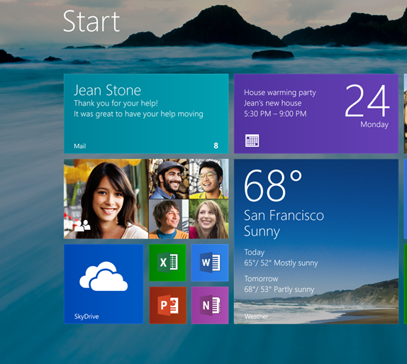 wINDOWS 8.1 xl