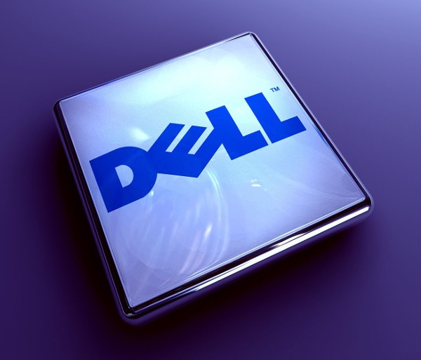 Dell Logo box