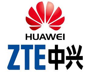 ZTE Huawei