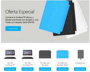 surface pro microsoft tienda online
