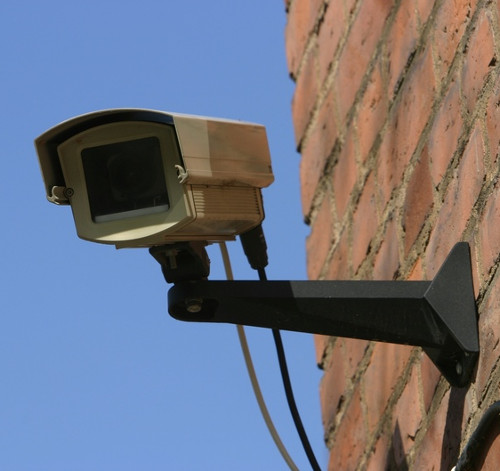Camara videovigilancia