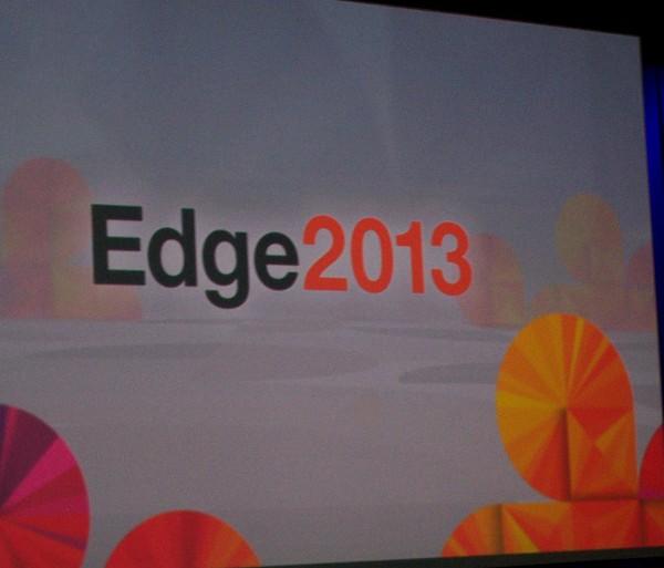 IBM Edge 2013