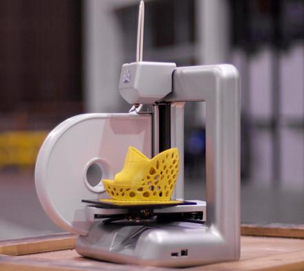 consumer 3D printer