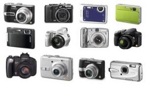 Hay muchos tipos de cámaras digitales compactas, desde las más básicas, hasta con prestaciones avanzadas.