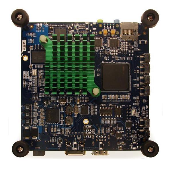 MinnowBoard Intel Open Source detail