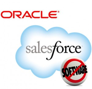 oracle-Salesforce