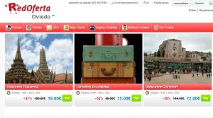 RedOferta ofrece una comisión a los vendedores mucho menor que otros sites de compra colectiva