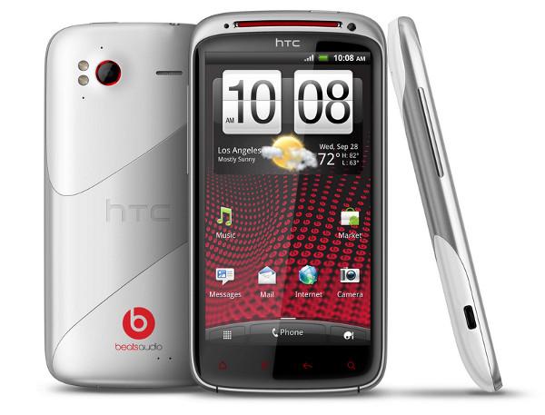 El logo de Beats aparece en los terminales de HTC.