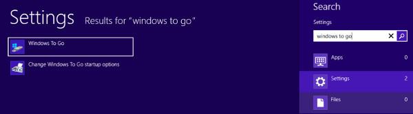 Windows To Go Creator, ToGo Creator permite al empleado crear un desktop de Windows que pueda ser instalado en una memoria flash.