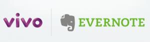 Los usuarios de Vivo en Brasil pueden acceder a una cuenta de Evernote gratuita, tras el acuerdo.