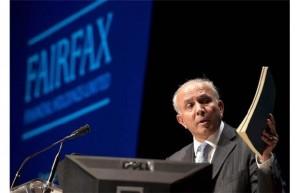 Prem Watsa, CEO de Fairfax, empresa que lidera el concorcio de emrpesas que se hará con BlackBerry