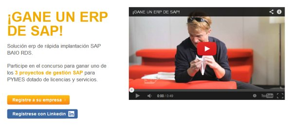 Gane un SAP