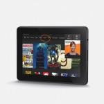 Amazon lanza sus Kindle Fire HDX, para empresas, de 7 y 8,9 pulgadas
